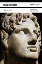 helenismo: historia del pensamiento-jesus mosterin-9788420674537