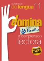 cuadernos domina lengua 11 comprension lectora 4-9788421669037