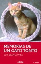 memorias de un gato tonto-luis blanco-9788423682737