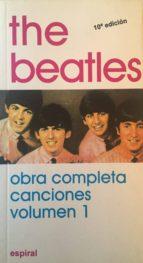 Canciones i ePUB iBook PDF por The beatles 978-8424505837