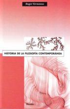 historia de la filosofia contemporanea (7ª ed.)-9788425401237