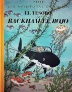 el tesoro de rackham el rojo (coleccion las aventuras de tintin g ran formato)-9788426139337