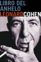 libro del anhelo leonard cohen 9788426415837