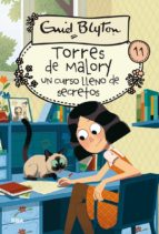torres de malory 11: un curso lleno de secretos-enid blyton-9788427210837