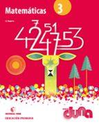 El libro de Matematicas 3 duna autor VV.AA. PDF!