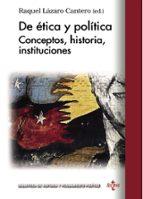de etica y politica-raquel lazaro cantero-9788430953837