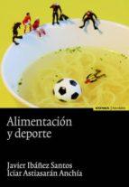 alimentacion y deporte-iciar astiasaran-9788431326937