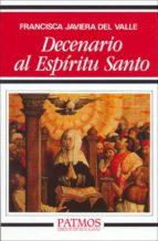 decenario al espiritu santo-francisca javiera del valle-9788432121937