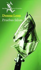 pruebas falsas donna leon 9788432227837