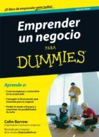 emprender un negocio para dummies (nueva edicion)-colin barrow-9788432900037
