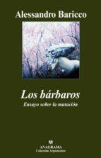 los barbaros alessandro baricco 9788433962737