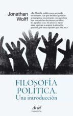 filosofia politica-jonathan wolff-9788434400337
