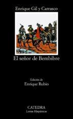 el señor de bembibre (3ª ed.)-enrique gil y carrasco-9788437605937