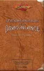 las leyendas anotadas de la dragonlance margaret weis tracy hickman 9788448034337