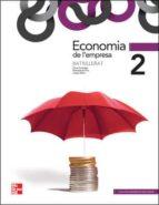 economia de l empresa 2º bachillerato 9788448183837