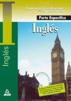 prueba especifica para acceso a la universidad para mayores de 25 años: ingles-9788466517737