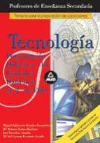 CUERPO DE PROFESORES DE ENSEÑANZA SECUNDARIA: TECNOLOGIA. PROGRAM ACION DIDACTICA Y 15 UNIDADES DE 2º DE ESO