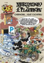 ole mortadelo y filemon nº 190: chernobil ¡que cuchitril! victor m heredia flores 9788466647137