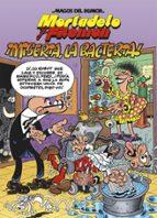 mortadelo y filemon:¡miseria, la bacteria! (magos del humor 172 francisco ibañez talavera 9788466655637