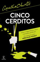 cinco cerditos-agatha christie-9788467051537