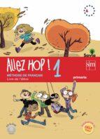 francés allez hop! 1 savia 5º educacion primaria ed 2014 castellano-9788467562637