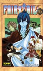 fairy tail (vol. 25)-hiro mashima-9788467908237