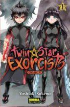 twin star exorcists 01 yoshiaki sukeno 9788467924237
