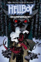 hellboy: krampusnacht mike mignola adam hughes 9788467934137