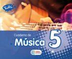 cuaderno música 5 primaria-9788468312637