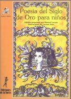 poesia del siglo de oro para niños 9788479601737