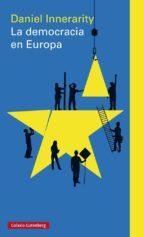 la democracia en europa-daniel innerarity-9788481098037