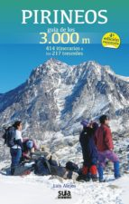 pirineos guia de los 3.000m 9788482165837