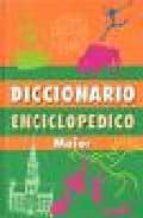 diccionario encicloedico maior-9788482591537