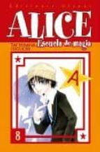 alice escuela de magia nº 8-tachibana higuchi-9788483571637