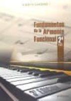 fundamentos de la armonia funcional 2ª parte carlos santoys 9788484088837