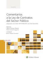comentarios a la ley de contratos del sector público alberto palomar olmeda 9788490206737