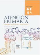 atención primaria, 2 vols. + cd-rom con autoevaluación (ebook)-a. martin zurro-9788490220337