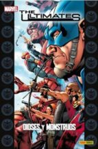 ultimates 3. dioses y monstruos (coleccionable ultimate 28) mark millar bryan hitch 9788490243237