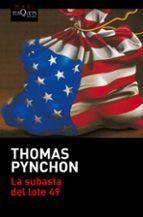 la subasta del lote 49 thomas pynchon 9788490662137