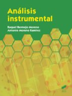 analisis instrumental-raquel bermejo moreno-9788490770337