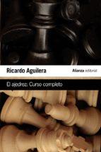 el ajedrez-ricardo aguilera-9788491041337