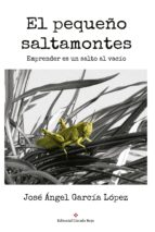 el pequeño saltamontes (ebook)-jose angel garcia lopez-9788491159537