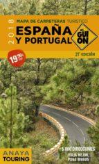el guión 1:340.000 (2018) mapa de carreteras de españa y portugal (15ª ed.)-9788491580737