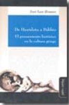 de herodoto a polibio-jose luis romero-9788492613137