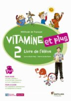 vitamine et plus 2 eleve + cd + cd dictionnaire-9788492729937