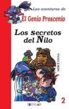 los secretos del nilo (las aventuras de el genio proscenio-viana merce-9788492795437