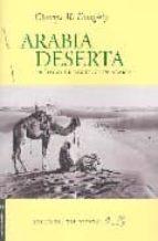 arabia desierta charles m. doughty 9788493477837