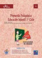 propuesta pedagógica. educación infantil 1º ciclo (ebook)-9788493643737