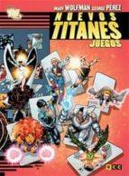 nuevos titanes: juegos marv wolfman 9788493977337