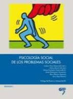 psicologia social de los problemas sociales-carlos yela garcia-elena ayllón alonso-9788493987237